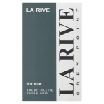 LA RIVE Grey Point Woda toaletowa męska 90 ml