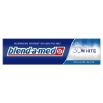 Blend-a-med 3D White Pasta do zębów 100ml, Delicate White
