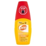 OFF! Protection Plus Repelent w atomizerze 100 ml