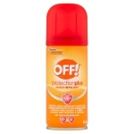 OFF! Protection Plus Repelent w suchym aerozolu 100 ml