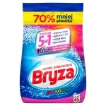 Bryza Lanza Vanish Power Proszek do prania + odplamiacz 2w1 do koloru 3,375 kg (45 prań)