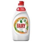 Fairy Orange & Lemon Płyn do mycia naczyń 450 ml