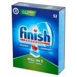 Finish All in 1 Tabletki do zmywarki 832 g (52 sztuki)