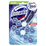 Domestos Power 5 Ocean Kostka toaletowa 2 x 55 g