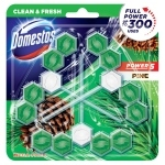 Domestos Power 5 Pine Kostka toaletowa 3 x 55 g