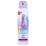 C-Thru In Action Sensitive Antyperspirant 150 ml