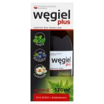 Colfarm Węgiel plus Suplement diety 120 ml