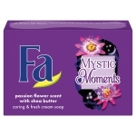 Fa Mystic Moments Shea Butter & Passion Flower Mydło w kostce 90 g