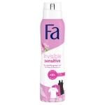 Fa Invisible Sensitive Antyperspirant w sprayu 150 ml