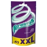 Airwaves Cool Cassis XXL Guma do żucia bez cukru 58 g (42 drażetki)