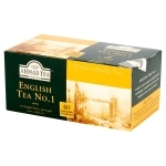 Ahmad Tea English Tea No. 1 Herbata czarna 80 g (40 torebek)