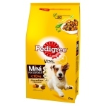 Pedigree Vital Protection Mini Psy dorosłe <10 kg Karma z kurczakiem i warzywami 2 kg