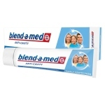 Blend-a-med Anti-Cavity Family Protection Pasta do zębów 100 ml