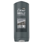 Dove Men+Care Elements Charcoal+Clay Żel pod prysznic 400 ml