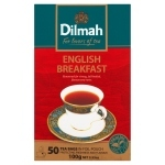 Dilmah English Breakfast Czarna herbata 100 g (50 torebek)