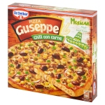Dr. Oetker Guseppe Pizza Chilli con carne 395 g