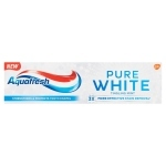 Aquafresh Pure White Tingling Mint Pasta do zębów z fluorkiem 75 ml