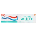 Aquafresh Pure White Soft Mint Pasta do zębów z fluorkiem 75 ml