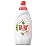 Fairy Sensitive Aloes i jaśmin Płyn do mycia naczyń 900 ml
