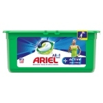 Ariel Active Deo Fresh Kapsułki do prania, 25 prań