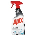 Ajax WC Power Płyn do mycia i dezynfekcji toalet 500 ml