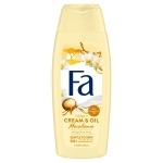 Fa Cream & Oil Macadamia Żel pod prysznic 400 ml