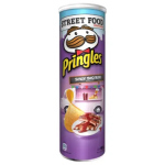 Pringles Spicy BBQ ribs
