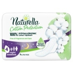 Naturella Cotton Protection Ultra Night Podpaski ze skrzydełkami x9
