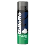 Gillette Classic Menthol Pianka do golenia 200 ml