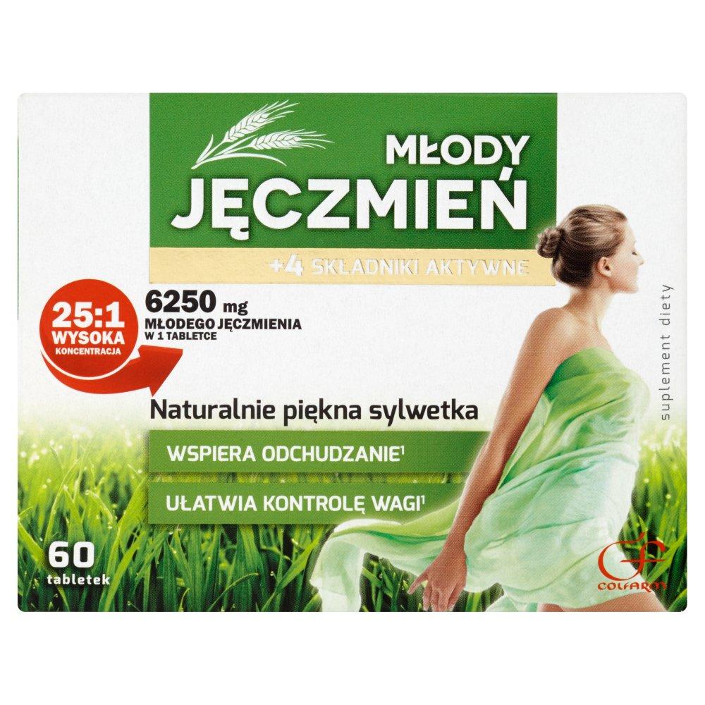 green barley plus nl