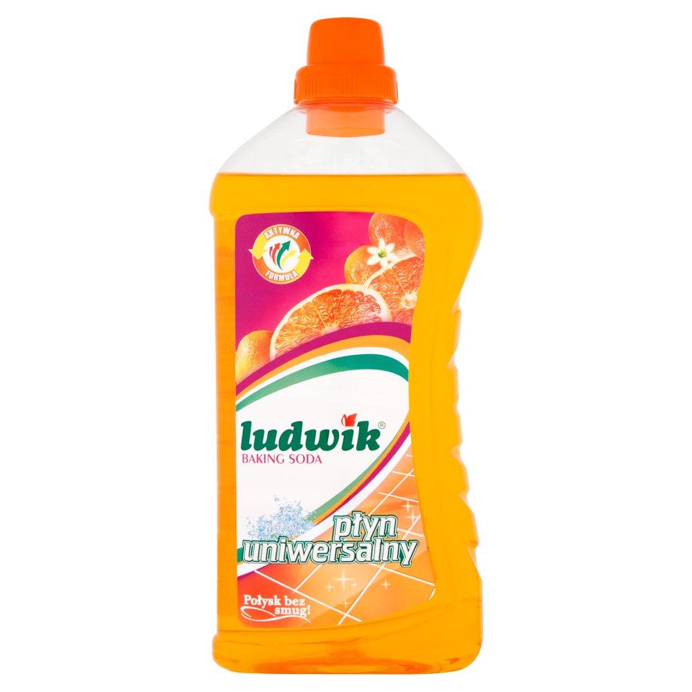 Ludwik Baking Soda Płyn Uniwersalny 1 L