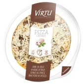 Virtu Pizza z pieczarkami 475 g