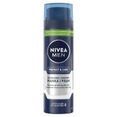 NIVEA MEN Protect & Care Pianka do golenia nawilżająca 200 ml