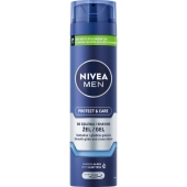 NIVEA MEN Protect & Care Nawilżający żel do golenia 200 ml
