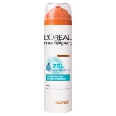 L'Oréal Paris Men Expert Żel do golenia hipoalergiczny 200 ml