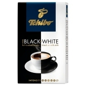 Tchibo For Black´n White Kawa palona mielona 500 g