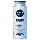 NIVEA MEN Pure Impact Żel pod prysznic 500 ml