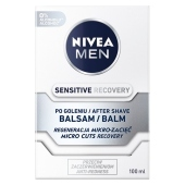 NIVEA MEN Sensitive Recovery Regenerujący balsam po goleniu 100 ml