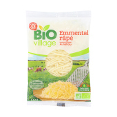 BIO WM Emmental tarty 100g