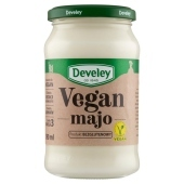 Develey Vegan majo Majonez wegański 390 ml