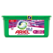 Ariel Allin1 Pods +Complete Fiber Protection Kapsułki do prania, 24 prań