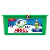 Ariel Allin1 Pods +Active Odor Defense Kapsułki do prania, 24 prań