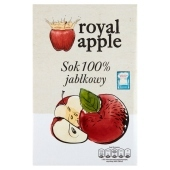 Royal apple Sok jabłkowy 3 l