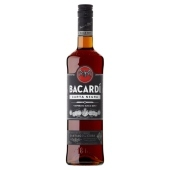 Bacardi Carta Negra Rum 700 ml
