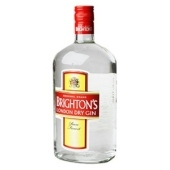 Brightons London Dry Gin  0,7L