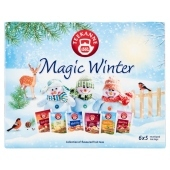 Teekanne Magic Winter Collection Aromatyzowana mieszanka herbatek 68,75 g (6 x 5 torebek)
