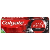 Colgate Max White Charcoal Pasta do zębów 75 ml