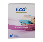 Eco+ PROSZEK DO PRANIA COLOR 300G